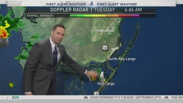 First Alert Weather - September 27th 6:45 AM