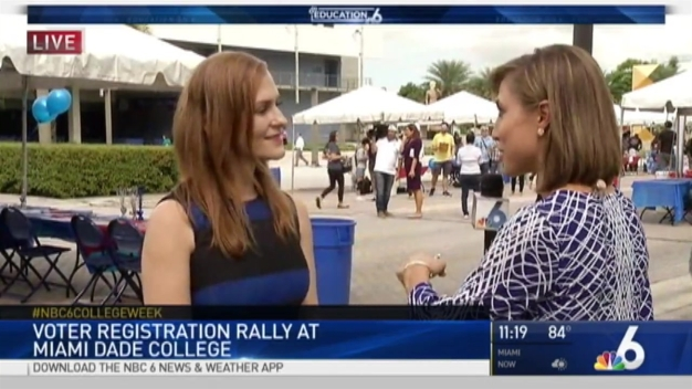 NBC 6 College Week - Miami-Dade College