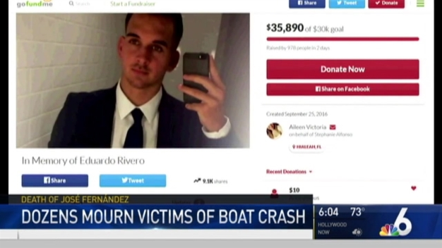Family and Friends Remember Two Men Who Were Killed in Jose Fernandez Boating Crash