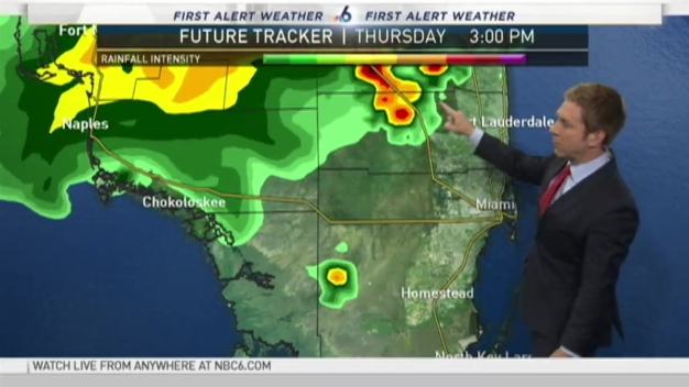 First Alert Forecast - September 29th 11 AM