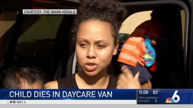 Investigation Continues Into Death of Toddler Left in Daycare Van in Miami