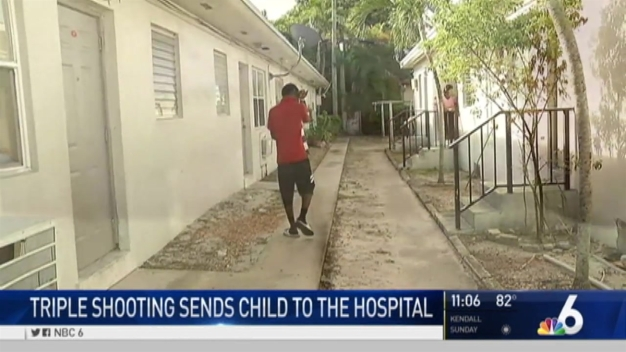 Victim of North Miami Triple Shooting Speaks