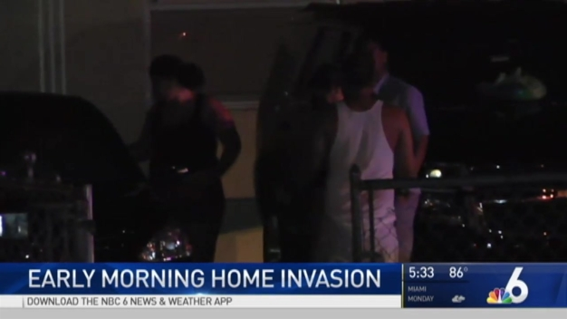 Miami-Dade Family Victims of Armed Home Invasion