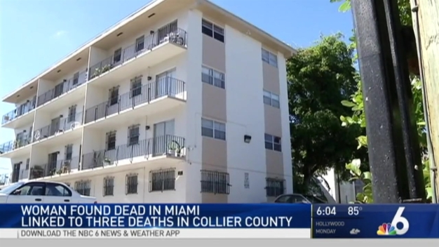 Collier County Murder-Suicide Possibly Linked to Woman Found Dead in Miami