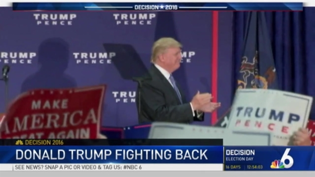 Woman Accusing Donald Trump of Sexual Conduct Speaks Out
