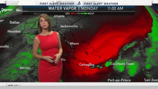 First Alert Weather - October 24th 11AM