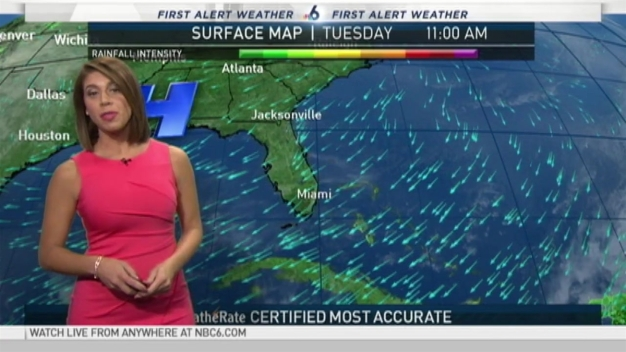 First Alert Weather - 11 AM October 25th