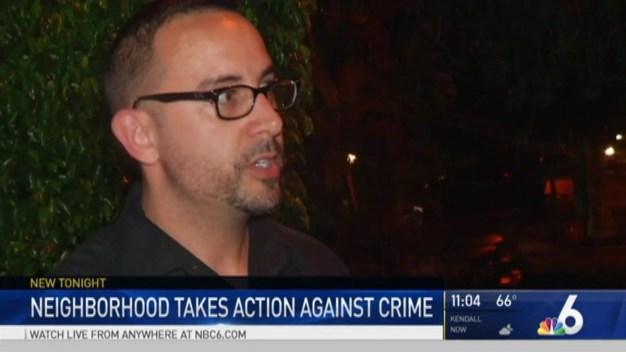 SW Miami-Dade Neighborhood Takes Action Against Crime