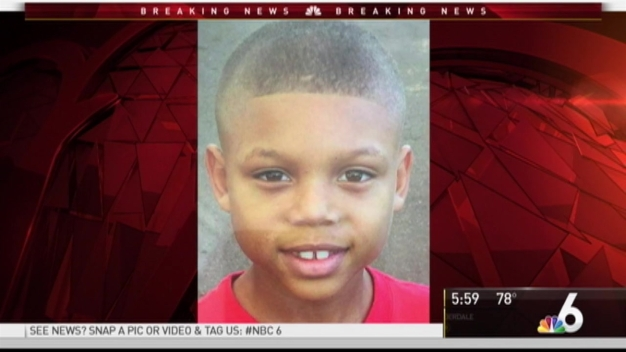 Oakland Park Boy Reported Missing Was Found Safe and Sound