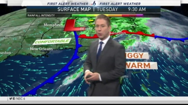 First Alert Weather - 11 AM December 6th