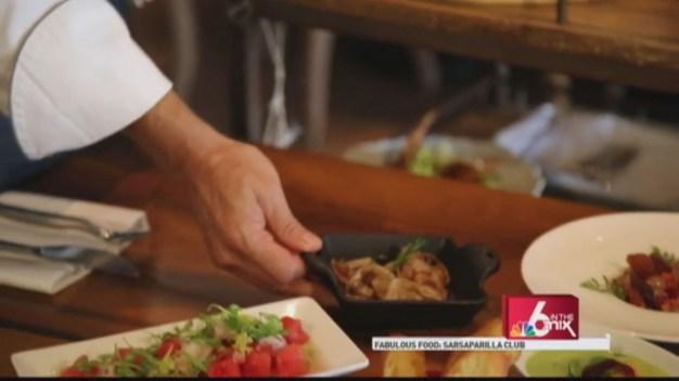 Fabulous Food: Sarsaparilla Club