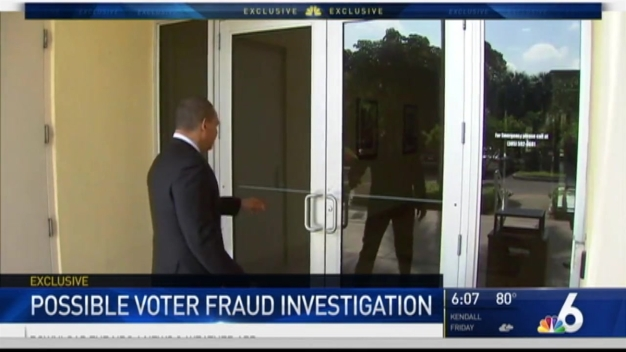 Voter Fraud Investigation in Doral