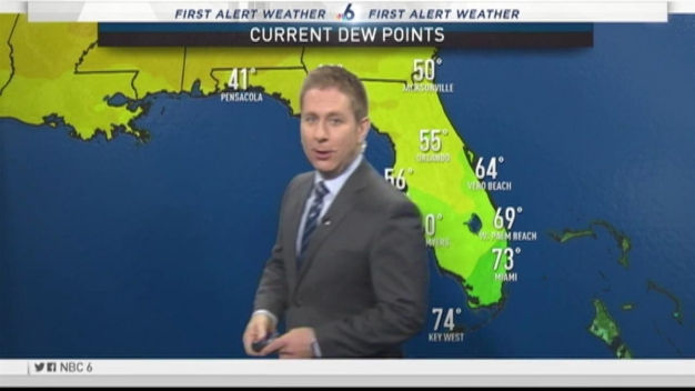 First Alert Weather - 11 AM December 8th