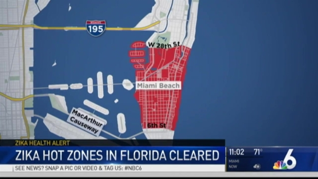 Final Zika Zone Lifted on Miami Beach