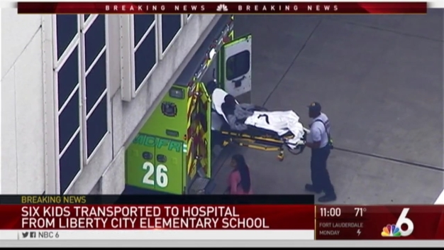 Students Rushed to Hospital After Taking Medication