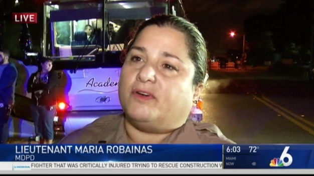 Miami-Dade Officers Heading to Trump Inauguration