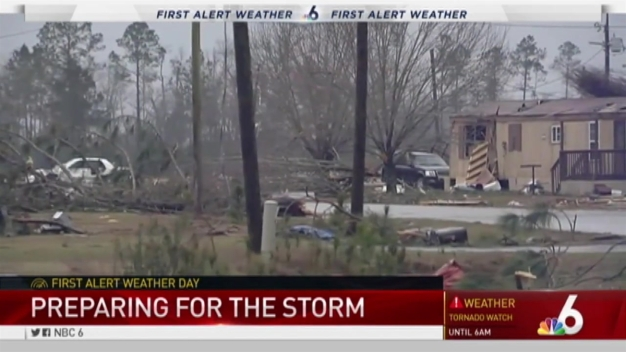 Broward EOC Prepares for Possible Severe Weather