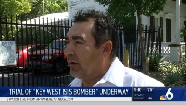 Key West Accused ISIS Bomber Trial