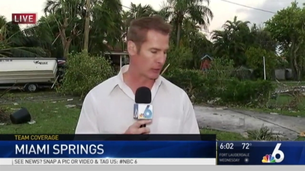 Team Coverage on the Storm Cleanup