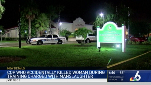 Officer Charged in Fatal Shooting at Citizen Police Academy