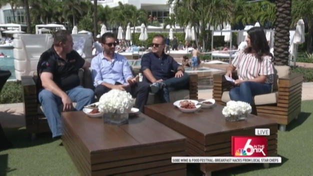 SOBE Wine and Food Festival: Breakfast Tips from Local Chefs