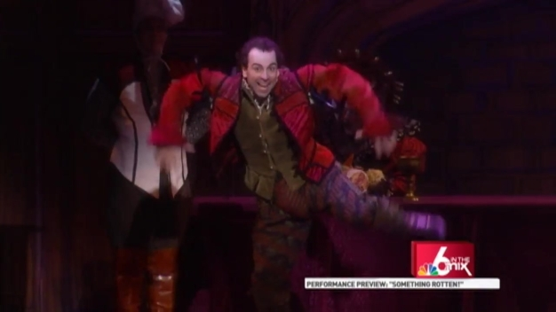 Performance Preview: Something Rotten!