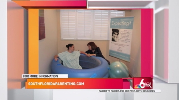 Parent to Parent: Maternity Suite at Broward Health