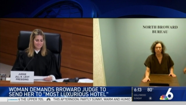 Broward Defendant Makes Interesting Request to Bond Judge