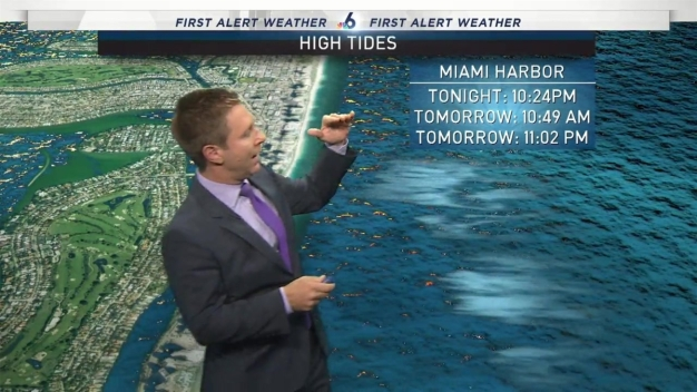Meteorologist Adam Berg Explains King Tides