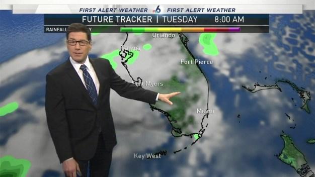 NBC 6 Web Weather - January 22nd