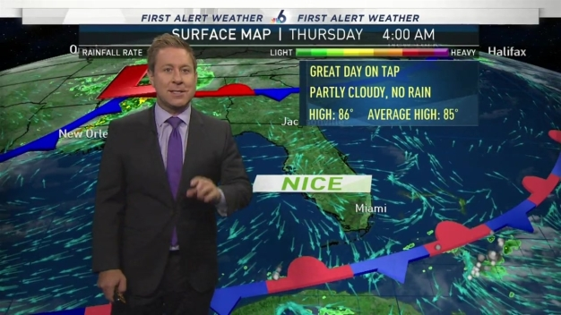 NBC 6 Web Weather - April 26th