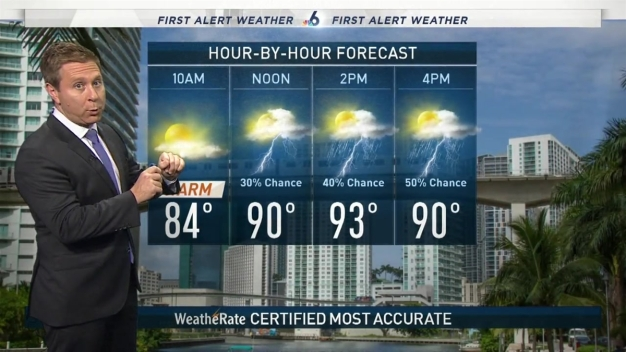 NBC 6 Web Weather - June 21st