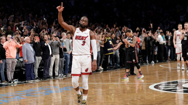 Former Heat Legend Dwyane Wade to Cover NBA Video Game