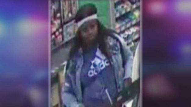 Woman Wanted for Credit Card Scam