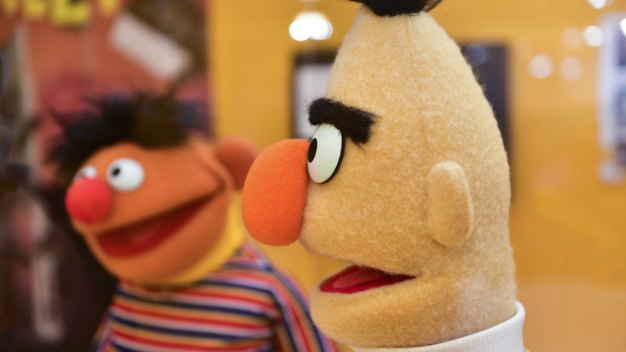 Bert & Ernie Are a Gay Couple, Says Ex-Sesame Street Writer