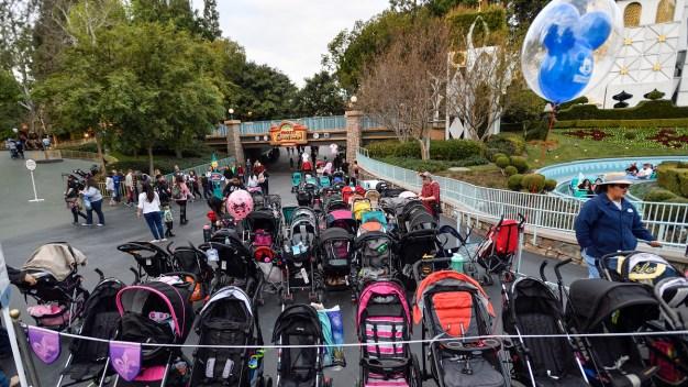 Disney Parks Ban Smoking, Make Changes to Stroller Guidelines