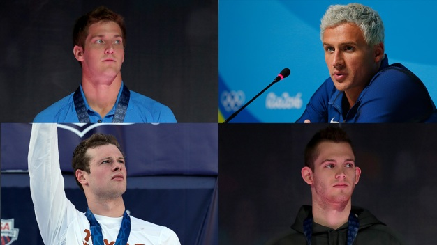 Back From Rio, Swimmer Jimmy Feigen Apologizes
