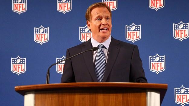 NFL's Goodell: