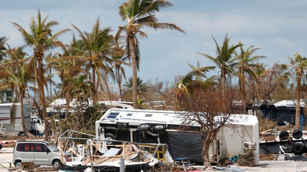 Florida Keys Seeking Millions From FEMA for Hurricane Damage