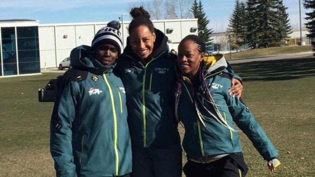 Jamaica Sending Its First Women's Bobsled Team to Olympics