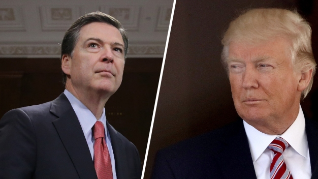 More Americans Believe Comey Over Trump: Poll