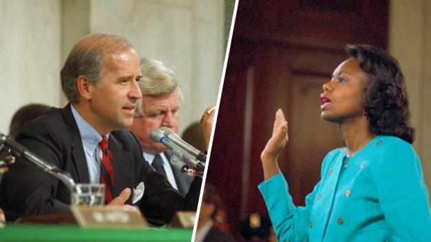 Kavanaugh Accuser Hearing Echoes Anita Hill's, in #MeToo Era