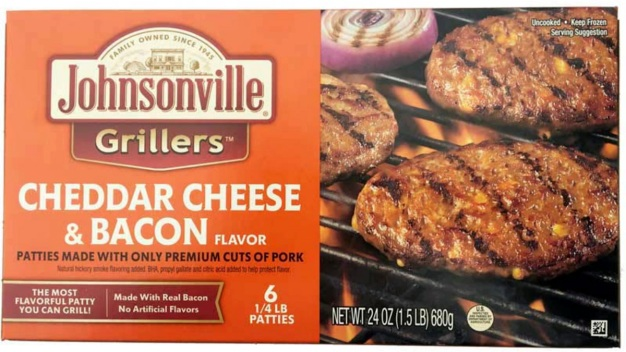 Johnsonville Recalls Ground Pork Over Possible Contamination}