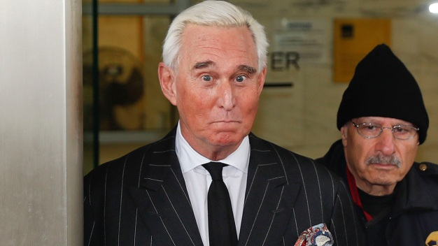 Roger Stone Apologizes to Judge for Instagram Post About Her