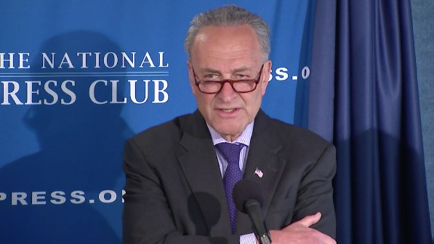Schumer Predicts 'Obamacare' Will Survive