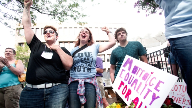 Gay Marriage is Biggest Florida Story of 2015: Poll