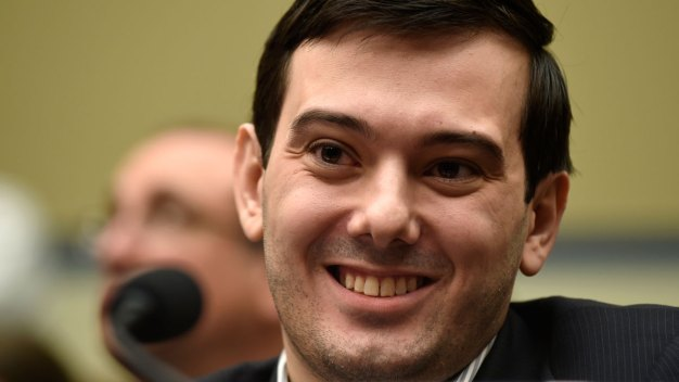 Shkreli Belittles Students Who Recreated His $750 Drug