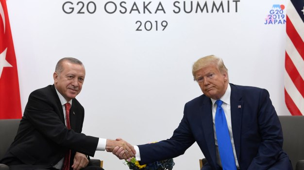 'Don't Be a Tough Guy': Trump's Letter to Erdogan