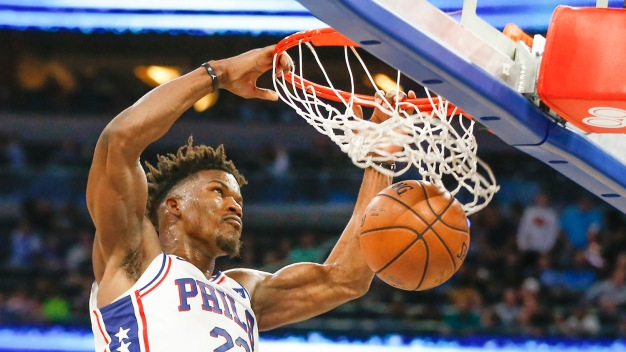 Jimmy Butler Agrees to Sign-and-Trade Deal With Miami Heat