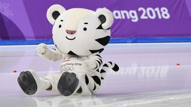 Soohorang's Adventures in PyeongChang